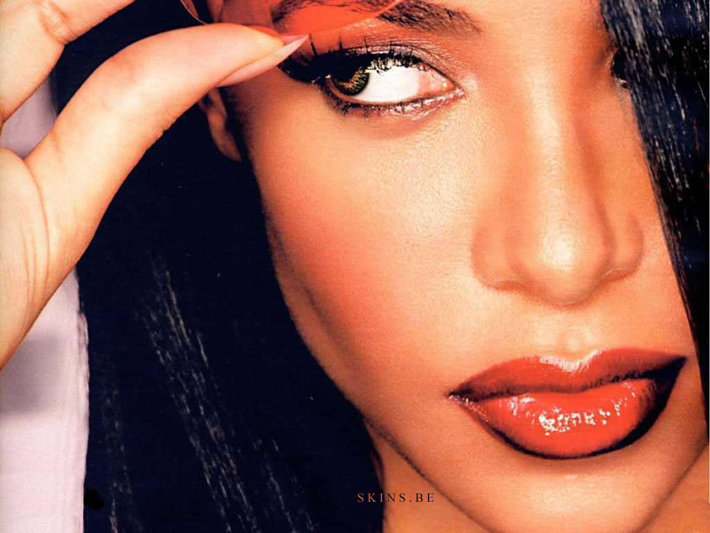 aaliyah wallpapers screensavers