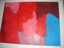 Pintura à óleo feita por Filipe