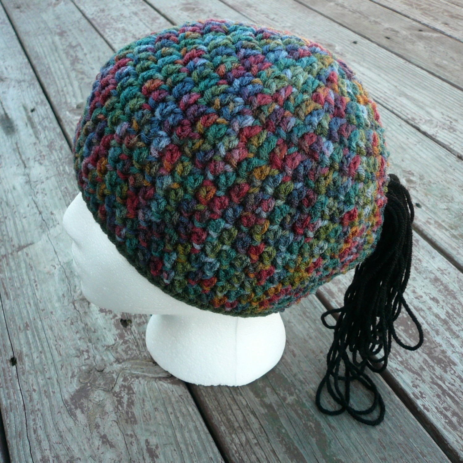Free Crochet Hat Pattern With Ponytail Hole Custom Inspiration Design