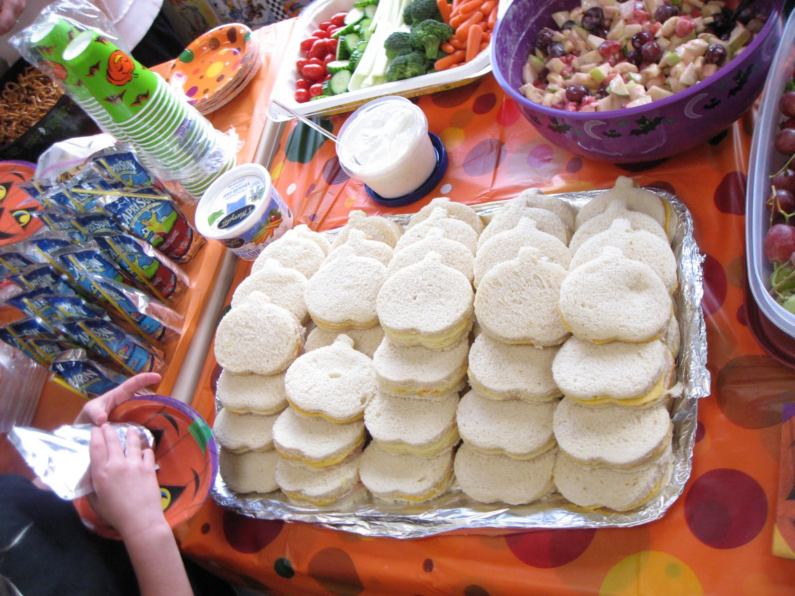 Welcome to the Krazy Kingdom: Lorien's School Halloween Party