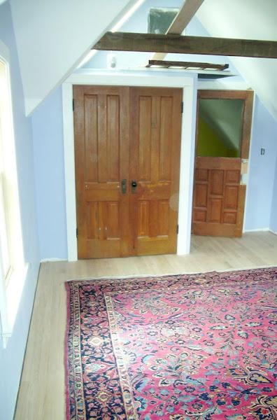 Master Bedroom of 600 Sqft Addition