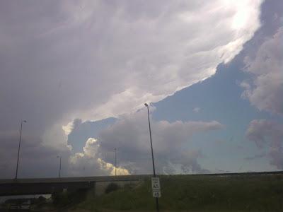 Storm front saint louis
