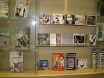 En la Biblioteca del Instituto Cervantes de Budapest