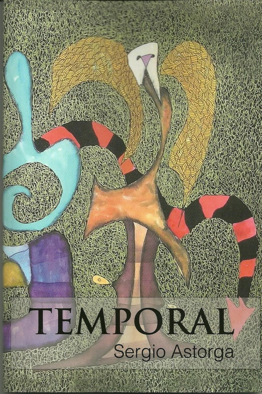 Aldea De Las Letras Temporal De Sergio Astorga