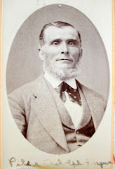 Peter Adolph as a younger man