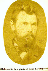 John Erik Forsgren As a Younger Man