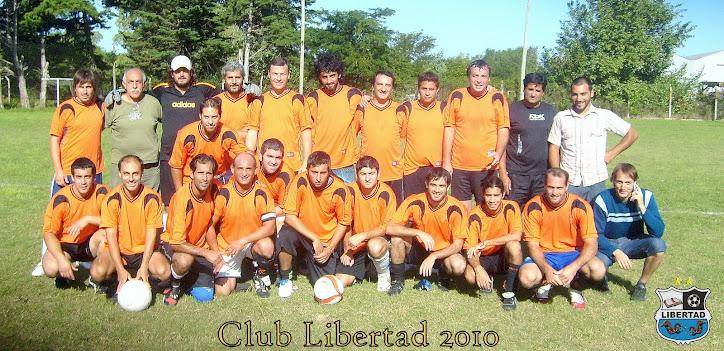 Club Libertad Futbol