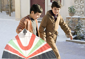 """Kite Runner"" Boys Safely Out of Afghanistan"