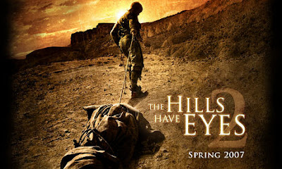 "Teaser Trailer for ""The Hills Have Eyes 2"""