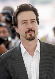 Edward Norton Cast as Hulk