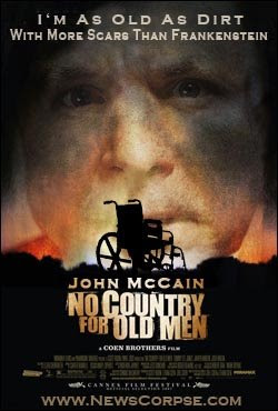 No Country for John McCain