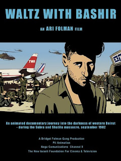 "Review:  ""Waltz with Bashir"""