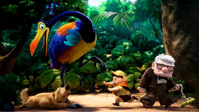 "Pixar's ""Up"" to Open Cannes Film Festival"