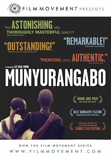 "Review:  ""Munyurangabo"""