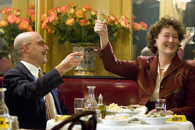"On ""Julie & Julia"""