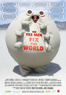 "Review:  ""The Yes Men Fix the World"""