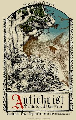"Fantasticfest ""Antichrist"" Art"
