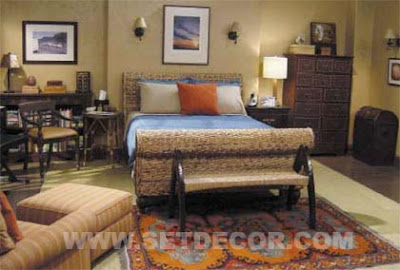 Site Blogspot  Bedroom Design Tool on Serialstyler  Set Design  Two And A Half Men