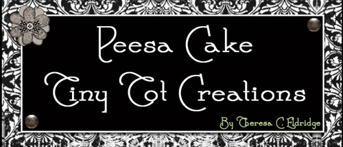 Peesa Cake Tiny Tot Creations