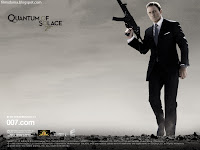 Wallpapers of film Quantum Of Solace (2008) - 06