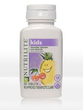 Nutrilite Kids Daily Multi Vitamins