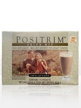 Nutrilite Positrim Weight Loss Drink Mix