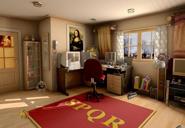 Hidden Objects Room Walkthrough