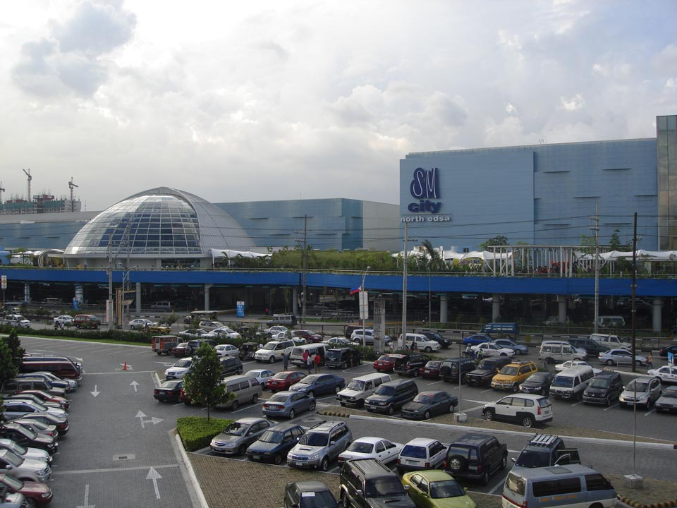 [SM+North+Edsa+Sky+Garden]