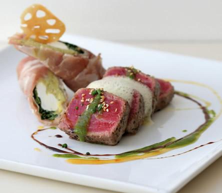Comida made in per for Decoracion de platos gourmet pdf