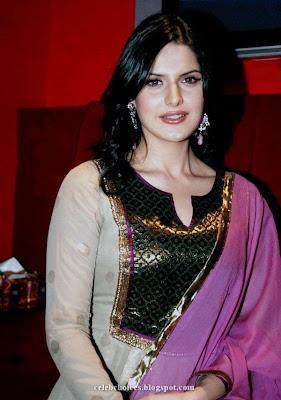 Zarine Khan