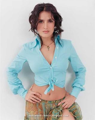 salma hayek photo shoot