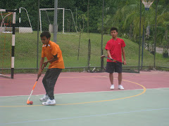 Training: Hartamas Hockey Team