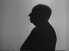 Alfred Hitchcock in <br>Black and White