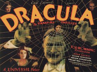 Dracula 1931 artwork