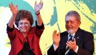 Agora é Dilma!