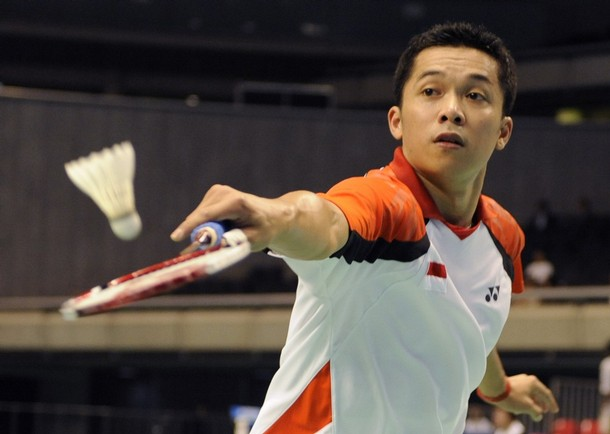 results for the indonesian mulyani okt summer open beating former