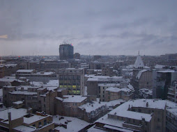 Iarna la Bucuresti