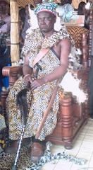 Mwene Mbandu III Rei dos Mbundas