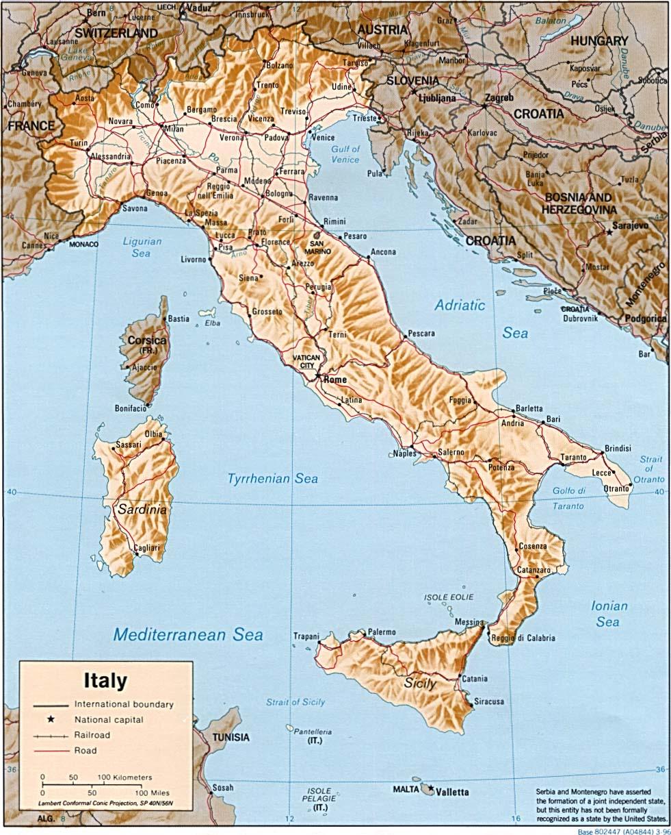Cartina Geografica Italia Bianco E Nero Pieterduisenberg