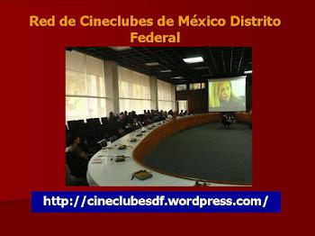 Red de Cineclubes de la Ciudad de Mèxico