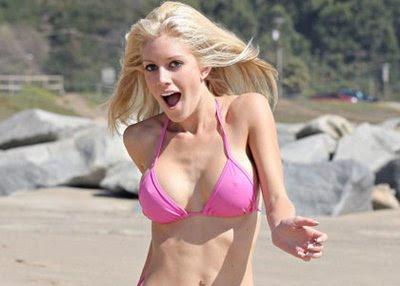 Heidi Montag hot