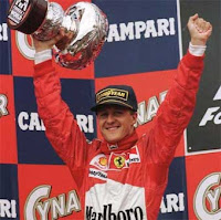 Schumacher a Mercedes