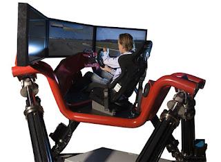 Simulador para Pilotos de Formula 1