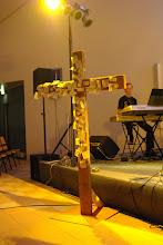 onze schuld aan het kruis