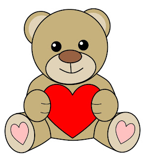 How to draw cartoons teddy bear i hope you enjoy these step by step instructions on how to draw a valentines day teddy bear altavistaventures Image collections