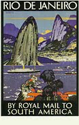 Postal Rio 1930