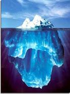 Iceberg: Lo que no vemos...