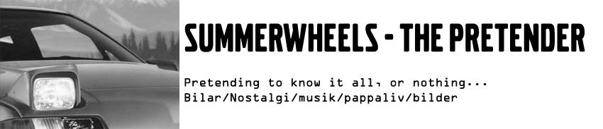 Summerwheels - The pretender
