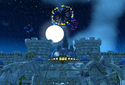 New Year in Azeroth