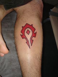 WoW Tattoo